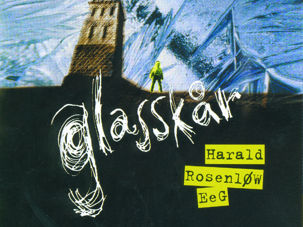 Glasskår