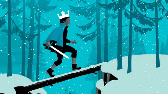Julekongen Full Rustning blir film!