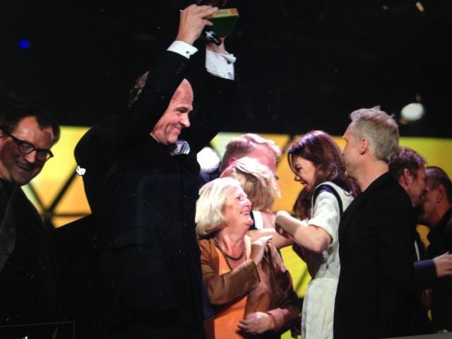 Tusen ganger god natt vant Amanda for BESTE KINOFILM!